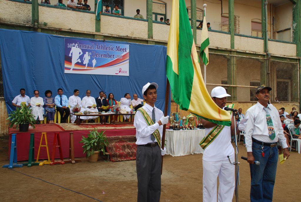 school sports meet oath