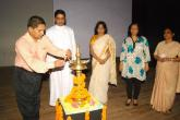 Lighting of the traditional lamp