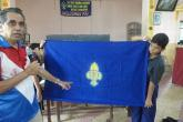 Bharat scout guide flag