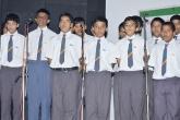 Choral recitation 8th std