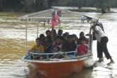 Boating at Dubare Farm