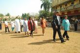 Arrival of the Chief Guests