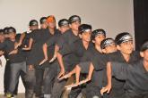 Lose control dance