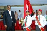 Midget championship cup