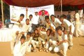 U-14  -Yashodham winners celebrating