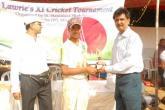 U-16 Best batsman -Stanislaus School
